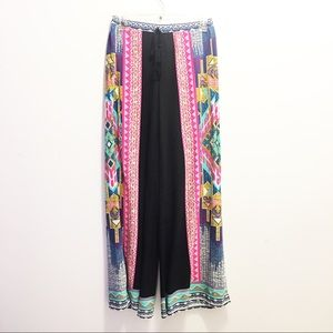 Flying Tomato Boho Wide Leg Festival Pants